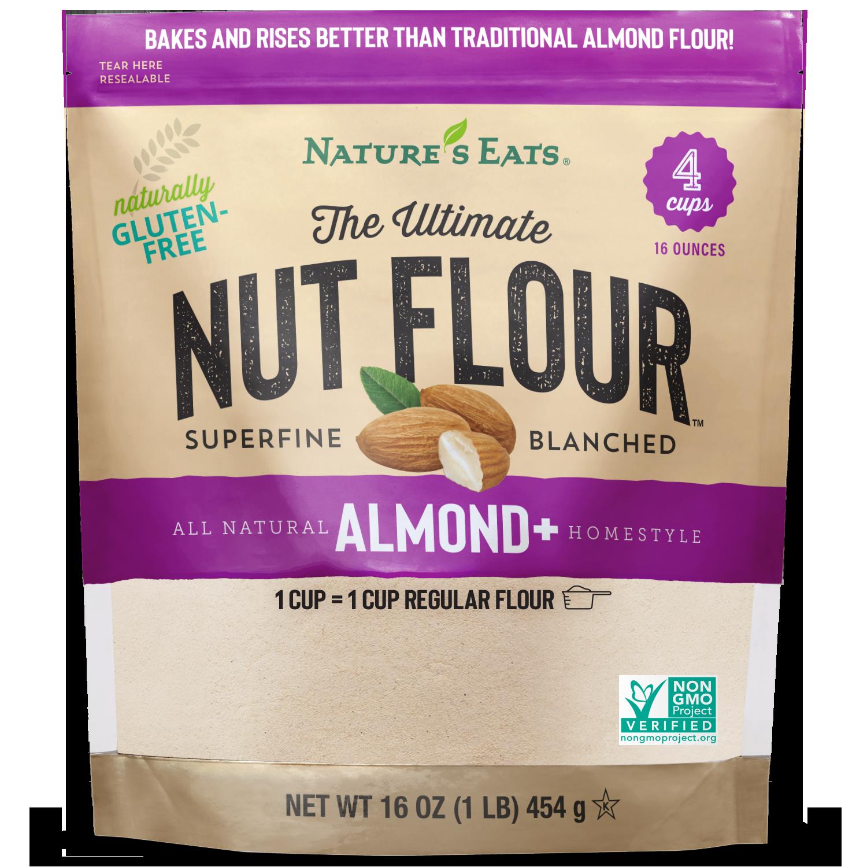 almond flour+ 16 oz