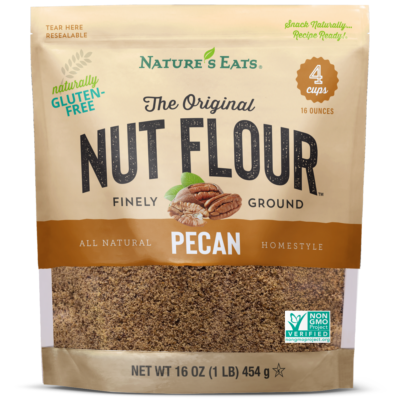 pecan flour 16 oz