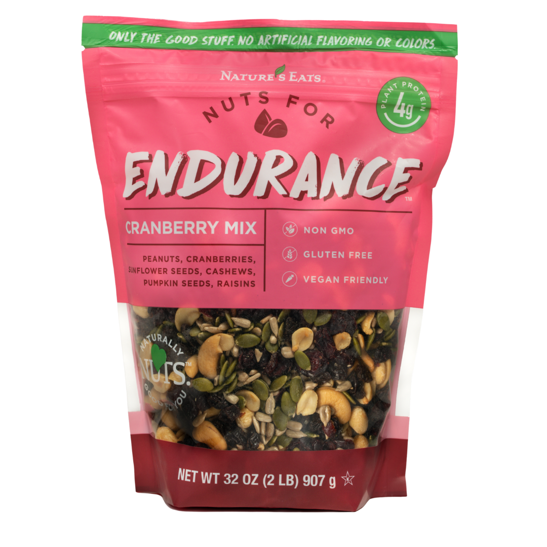 Nuts for Endurance